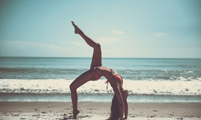 You Have To Stretch Before You Begin Any Fitness Routine